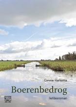 Connie  Harkema Boerenbedrog - grote letter uitgave