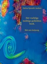 Salvia  Spreekt Anders Het vochtige tochtige gedichten boek