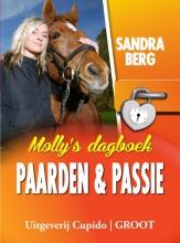Sandra  Berg Cupido - Groot Molly`s Dagboek: Paarden & Passie