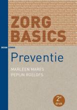 Pepijn Roelofs Marleen Mares, Preventie