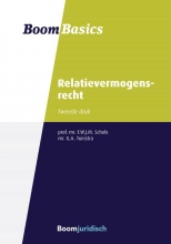 G.A. Tuinstra F.W.J.M. Schols, Boom basics relatievermogensrecht