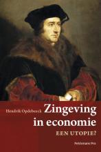 Hendrik  Opdebeeck Zingeving in economie