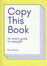Eric Schrijver , Copy this Book