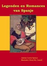 Lewis  Spence Legenden en romances van Spanje