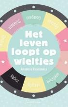 Annemie  Heselmans Het leven loopt op wieltjes