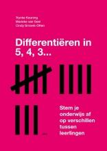 Trynke Keuning Cindy Smienk  Marieke van Geel, Differentiëren in 5, 4, 3 …