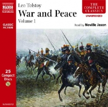 Tolstoy, Leo Nikolayevich War and Peace, Volume 1