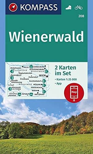 ,Wienerwald 1:25 000
