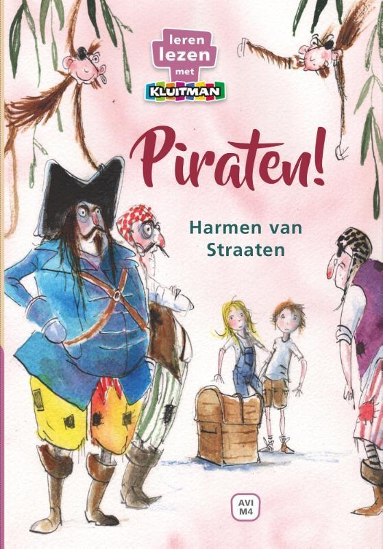 Harmen van Straaten,Piraten!