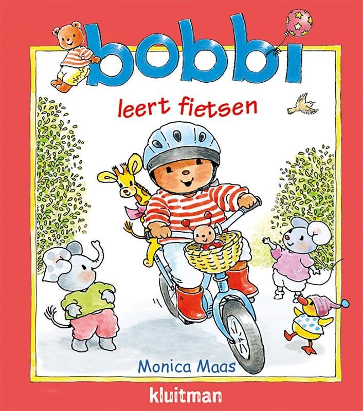 Monica Maas,Bobbi leert fietsen