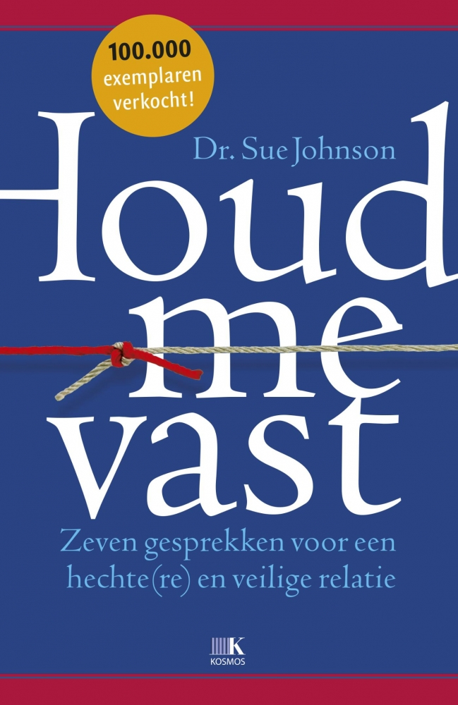 Sue Johnson,Houd me vast