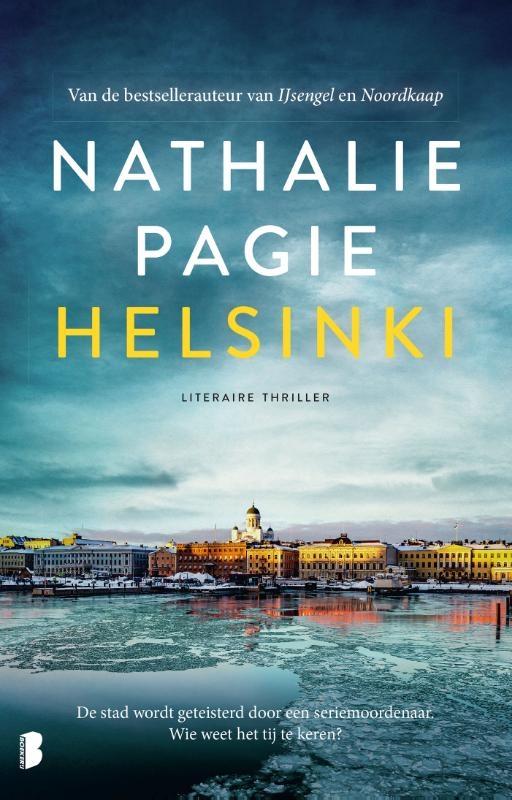 Nathalie Pagie,Helsinki
