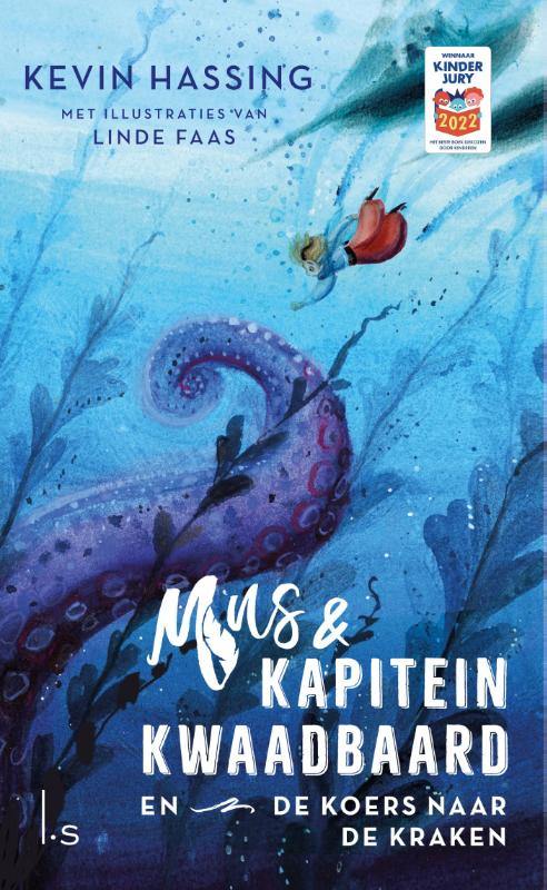 Kevin Hassing, Linde Faas,Koers naar de Kraken