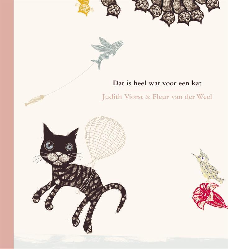 judith Viorst,Dat is heel wat voor een kat