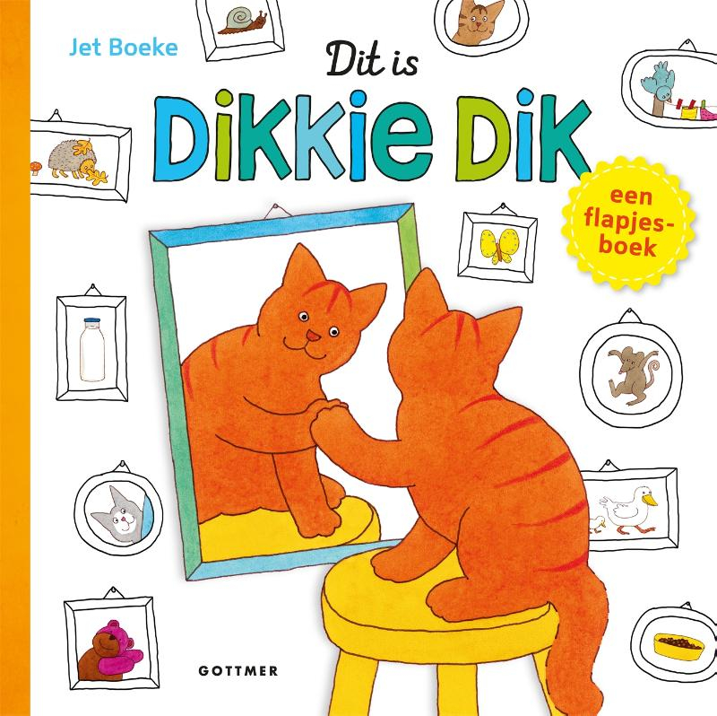 Jet Boeke,Dit is Dikkie Dik!