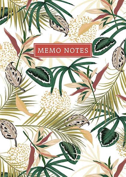 ZNU,Memo notes