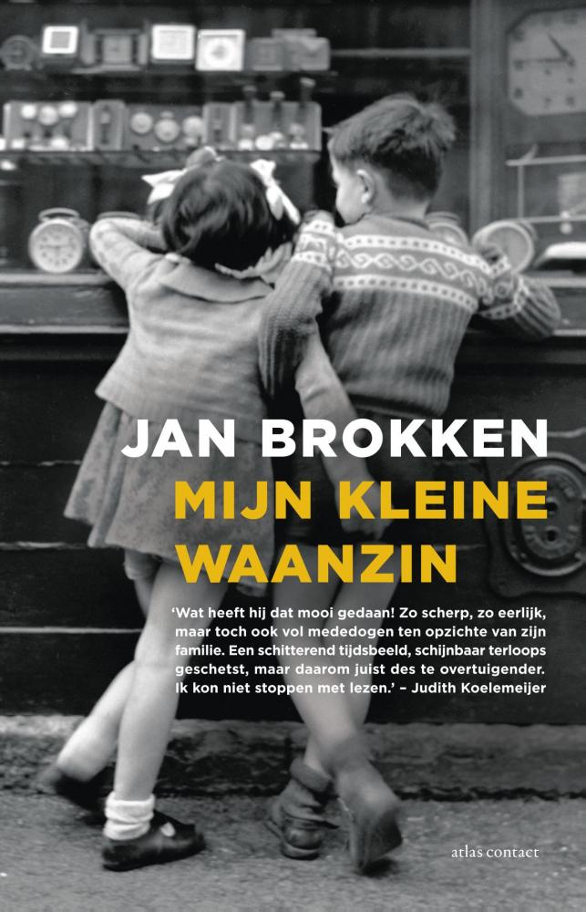 Jan Brokken,Mijn kleine waanzin