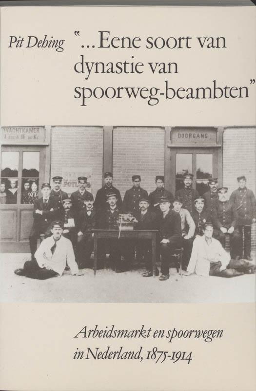 P.W.N.M. Dehing,Eene soort van dynastie van spoorwegbeambten