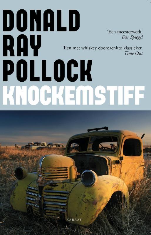 Donald Ray Pollock,Knockemstiff