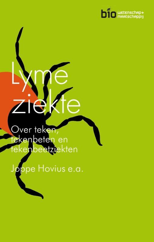 Joppe Hovius,Lymeziekte
