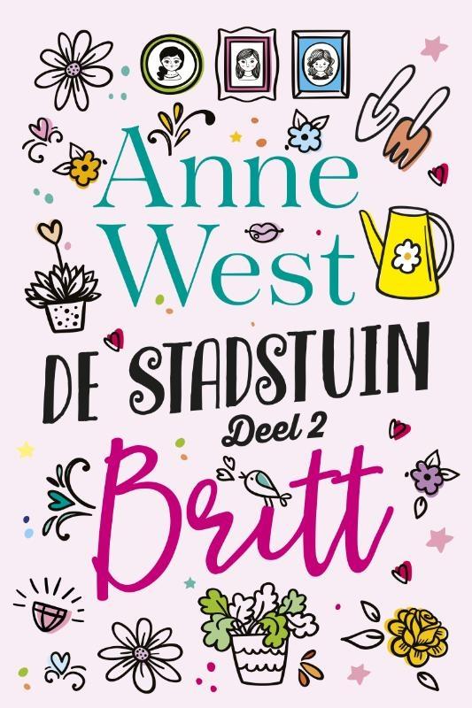 Anne West,Britt