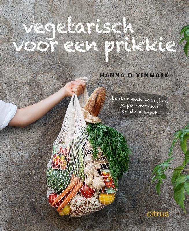 Hanna Olvenmark,Vegetarisch voor een prikkie