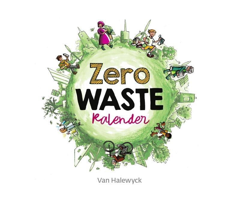 Veerle Colle,Zero waste kalender