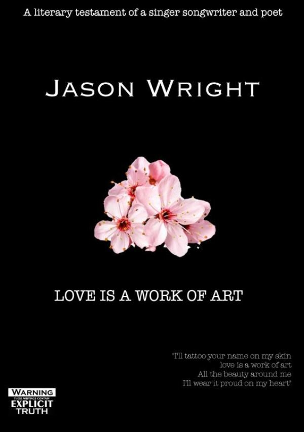 Jason Wright,Love is a work of art