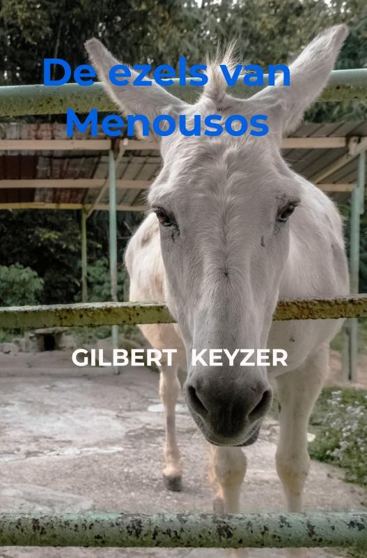 Gilbert Keyzer,De ezels van Menousos