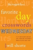 New York Times                ,  Shortz, Will,The New York Times Favorite Day Crosswords: Wednesday