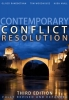Ramsbotham, Oliver,   Woodhouse, Tom,   Miall, Hugh,Contemporary Conflict Resolution