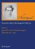 Deutsche Soren Kierkegaard Edition,Journale und Aufzeichnungen: Journale NB - NB5