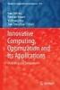 ,Innovative Computing, Optimization and Its Applications