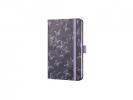 ,notitieboek Sigel Jolie Beauty A6 hardcover gelinieerd      roze/blauw