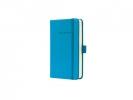 ,notitieboek Sigel Conceptum Pure hardcover A6 blauw         gelinieerd