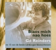 ,Ge Reinders blaos mich nao hoes (cd)