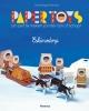,Paper Toys Eskimodorp