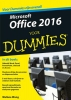 <b>Wallace  Wang</b>,Microsoft Office 2016 voor Dummies