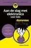 Cathleen  Shamieh,Aan de slag met elektronica voor kids voor Dummies
