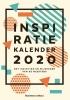 .  (red.) ,Inspiratiekalender 2020