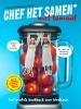 Laura  Emmelkamp, Scato van Opstall,Chef Het Samen met tomaat