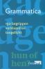 <b>Genootschap Onze Taal</b>,Grammatica