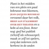 Jean-Jacques  Rousseau,Brief aan d?Alembert over het theater