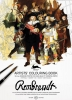 Rembrandt,Artists` Colouring Book