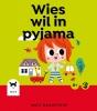 Firma  Fluks ,Wies wil in pyjama