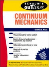 Mase, George Schaum`s Outline of Continuum Mechanics