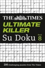 The Times Mind Games The Times Ultimate Killer Su Doku Book 8