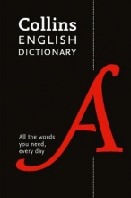 Collins Dictionaries Collins English Paperback Dictionary
