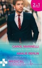 Marinelli, Carol Seduced by the Sheikh Surgeon