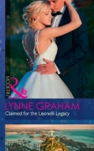 Graham, Lynne Claimed For The Leonelli Legacy